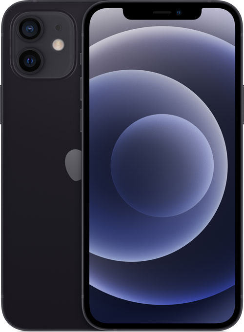 Section for iPhones